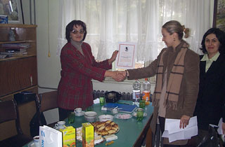 Škola u Trbušanima kod Čačka