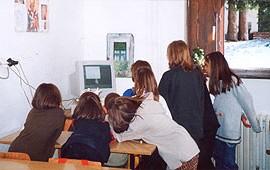 """Projekat """"Info-komunikacija za škole"""""""