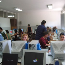 "Projekat ""Centar za obuku ICT trenera"""