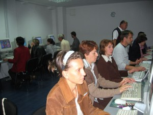 "Project ""Women's ICT Trainers Education Centre"""
