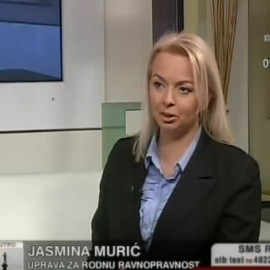 "Emisija ""Beograde dobro jutro"", gošća Jasmina Murić"