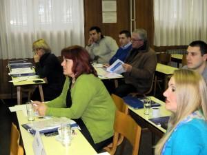 """Seminar """"Razvoj informacionog društva (ID) u akcionim planovima lokalnih samouprava"""", Ivanjica 12.01.2012."""