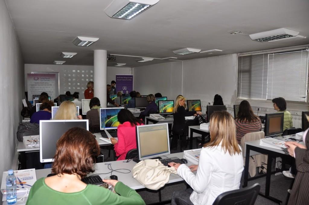 """Projekat """"Formiranje ženskih klubova u ruralnim krajevima Srbije"""""""