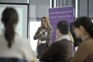 "3rd Round table ""Women in science and technology"", 6 December 2012, Ušće Business Center, Belgrade"