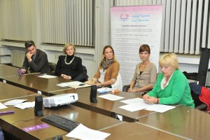 "1st Round table ""Science and technology for girls"", 17 October 2013, Faculty of Electronic Engineering, Niš"