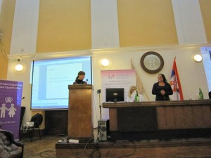 "2nd Round table ""Science and technology for girls"", 28 November 2013, University of Niš"