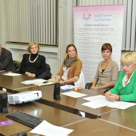 "Project ""Women in science and technology: challenges, opportunities and the way forward"" continued"