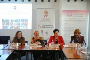 """Research on the role of ICT-related knowledge and women's labor market situation"", 2 April 2014, Chamber of Commerce and Industry of Serbia"