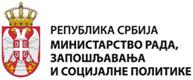 Ministarstvo rada, zapošljavanja i socijalne politike