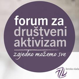 Forum za društveni aktivizam – zajedno možemo sve