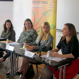 "1st Round table ""Women in the IT sector"""