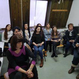 """""""Predavanja su bila motivišuća i detaljna"""", Kuršumlija"""