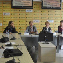 """Konferencija za medije povodom projekta """"Digitalne i preduzetničke veštine za žene u ruralnim područjima"""""""